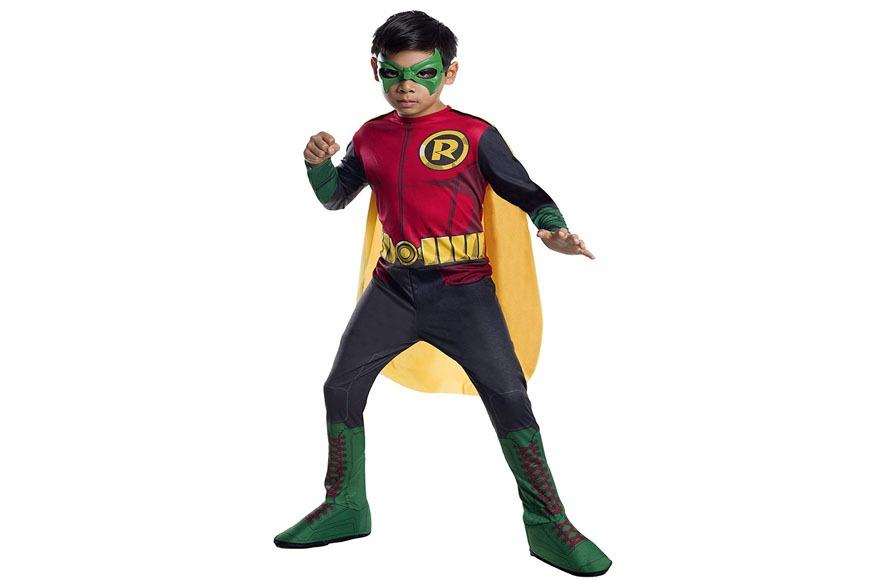 Kids Halloween Costumes Buying Guide: Superheros