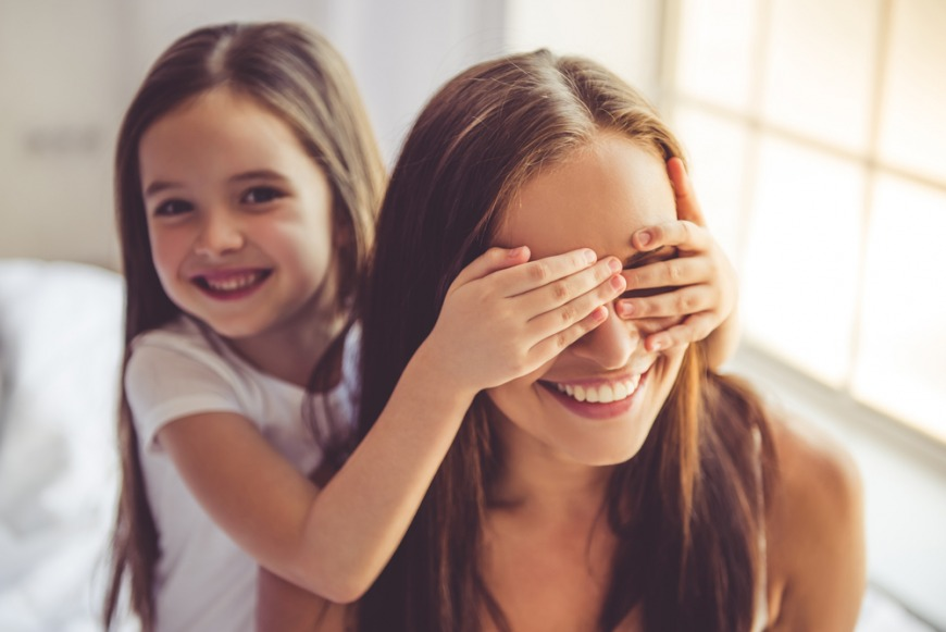 Best things about being a single parent