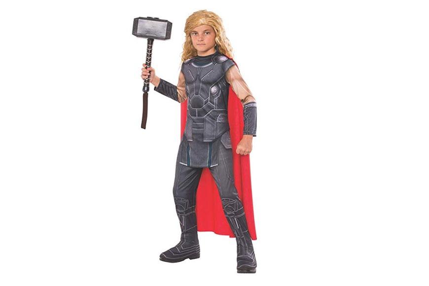 Kids Halloween Costumes Buying Guide: Superheroes