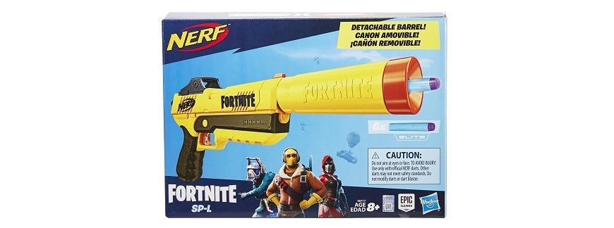 Hasbro Nerf Elite Fortnite SP-L