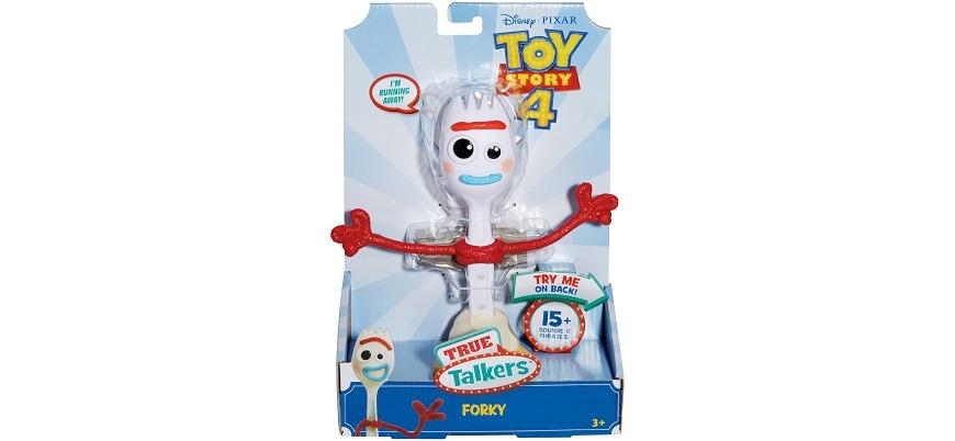 Mattel Toy Story 4 True Talkers