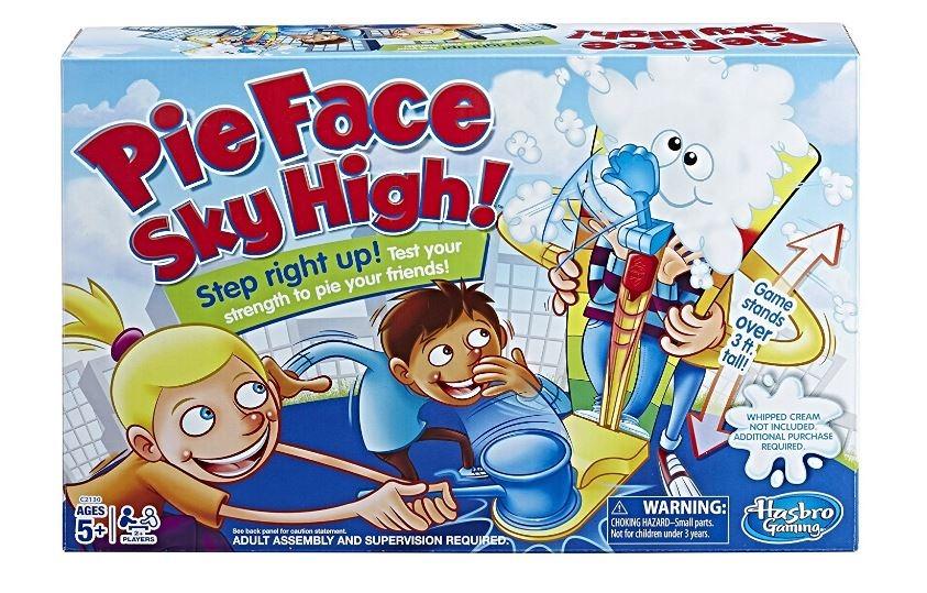 Pie Face Sky High Game in Dubai