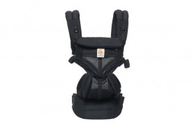 Ergobaby Omni 360 Cool Air Mesh Baby Carrier Onyx Black