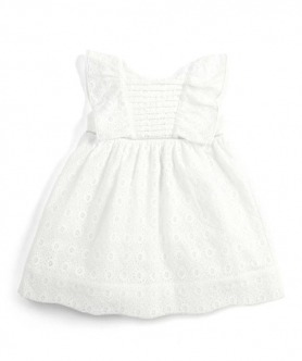 Embroidered Dress by Mamas & Papas
