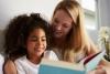 تعليم طفلك القراءة في البيت
