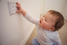 How To Baby-Proof Everything Electrical At Your Home