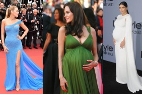 10 Times Celebs Rocked Their Baby Bump On A Red Carpet