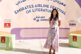 Emirates Airline Festival of Literature | Stephanie Robert interview