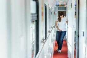 نصائح مهمة للحامل لسفر مريح على متن الطائرة