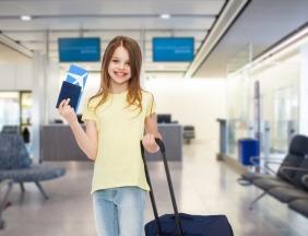 الوثائق المطلوبة لسفر الأطفال