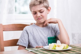 Tips on dealing with fussy eaters