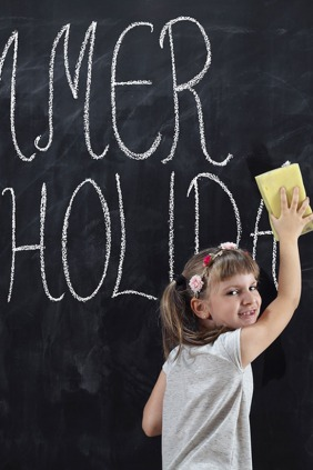 Back to School: How to Get Over the Holiday Blues