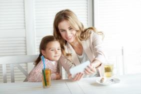 مدونات الأمهات على انستغرام