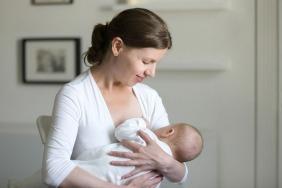 أشكال وأنواع الحلمات وتأثيرها على الرضاعة الطبيعية