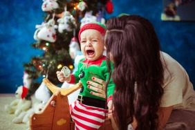 How to Manage Your First Holiday Season With Your Baby