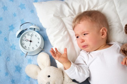Here's Why You Should Let Your Baby Cry-It-Out To Sleep