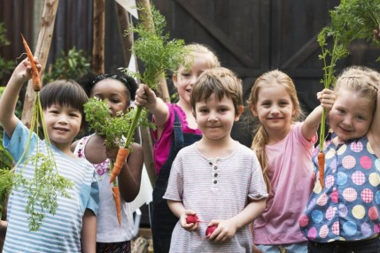 Ways To Get Your Kids Into The Garden This Spring