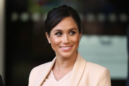 Meghan Doing Childbirth Her Own Way