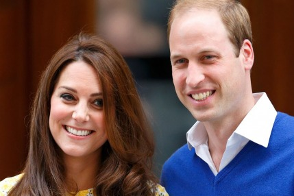 Kate Middleton gives birth to a baby boy