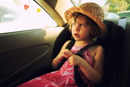 UAE parents warned against leaving children in cars
