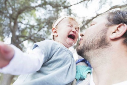 لماذا يبكي الأطفال؟ أغرب وأطرف الأسباب