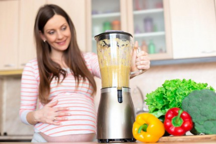 شراب الطاقة العالية للأمهات المتوقعة نحن ننصح بالتأكيد