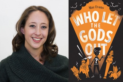 British Author Maz Evans on Crafting a Superb Story For Children