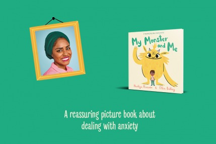 "Nadiya Hussain's ""My Monster and Me"" Is a Must-Read for Anxious Children"