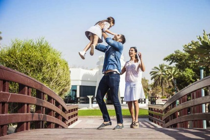 Top 5 Family-Friendly Parks In Dubai You Must Visit