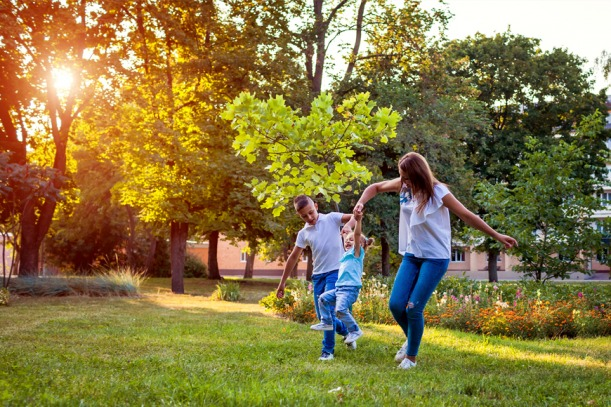 Importance of time for a family