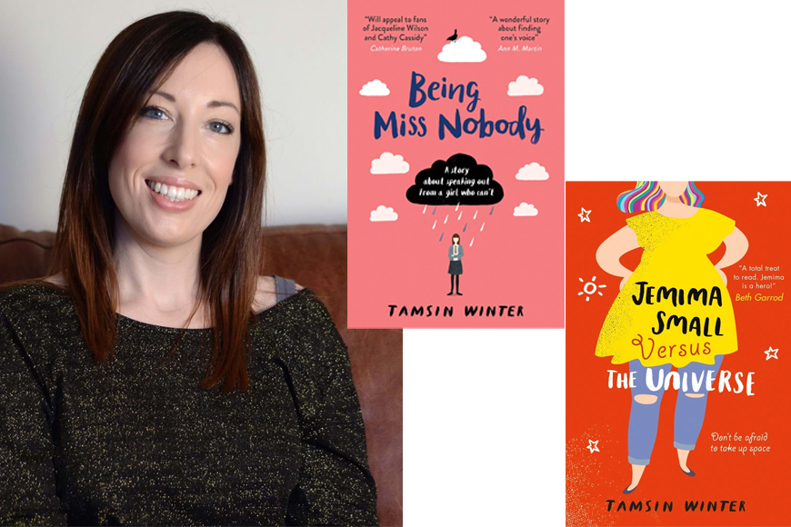 Tamsin Winter Talks Selective Mutism in Children and Her Upcoming Novel