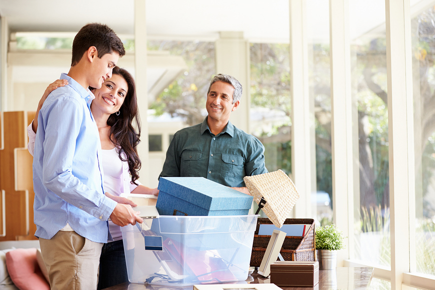 Advice on handling empty nest syndrome for parents