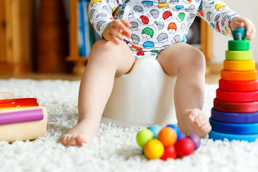 Best Way to Quickly Potty Train My Toddler