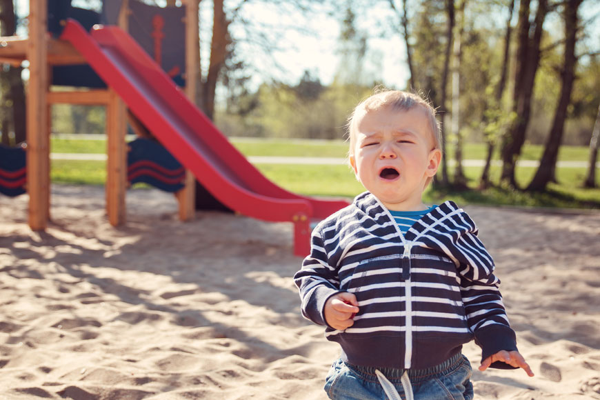 5 Common Bad Toddler Behaviours And How To Handle Them