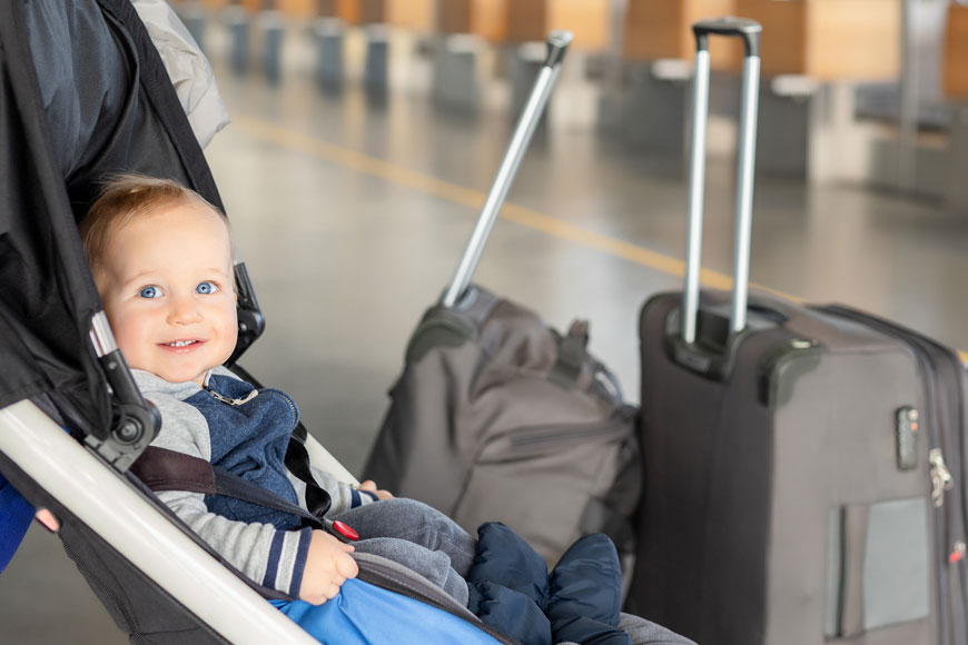 10 Tips for Travelling With a Baby for the First Time