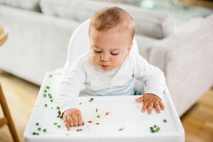 Baby Led Weaning and How To Do It